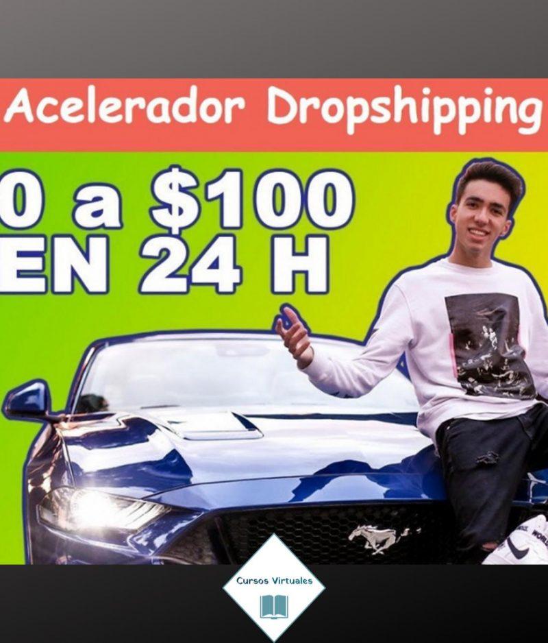 Acelerador Dropshipping 0 al 100