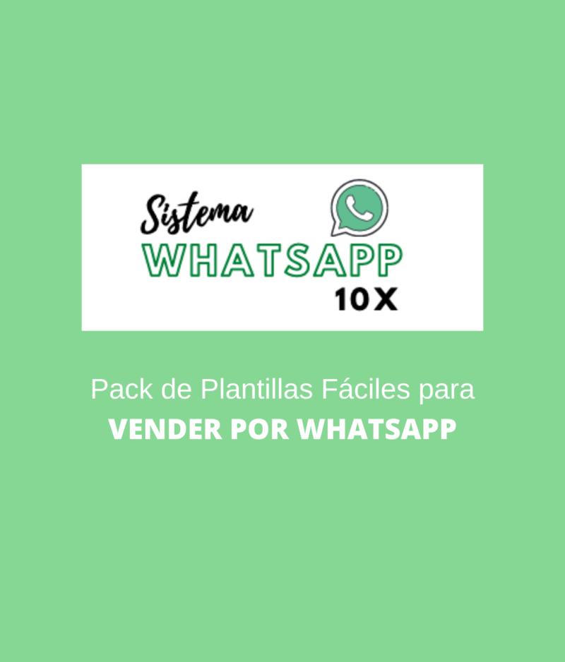 Sistema Whatsapp 10x